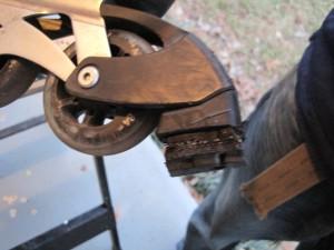 Tire Brake Side